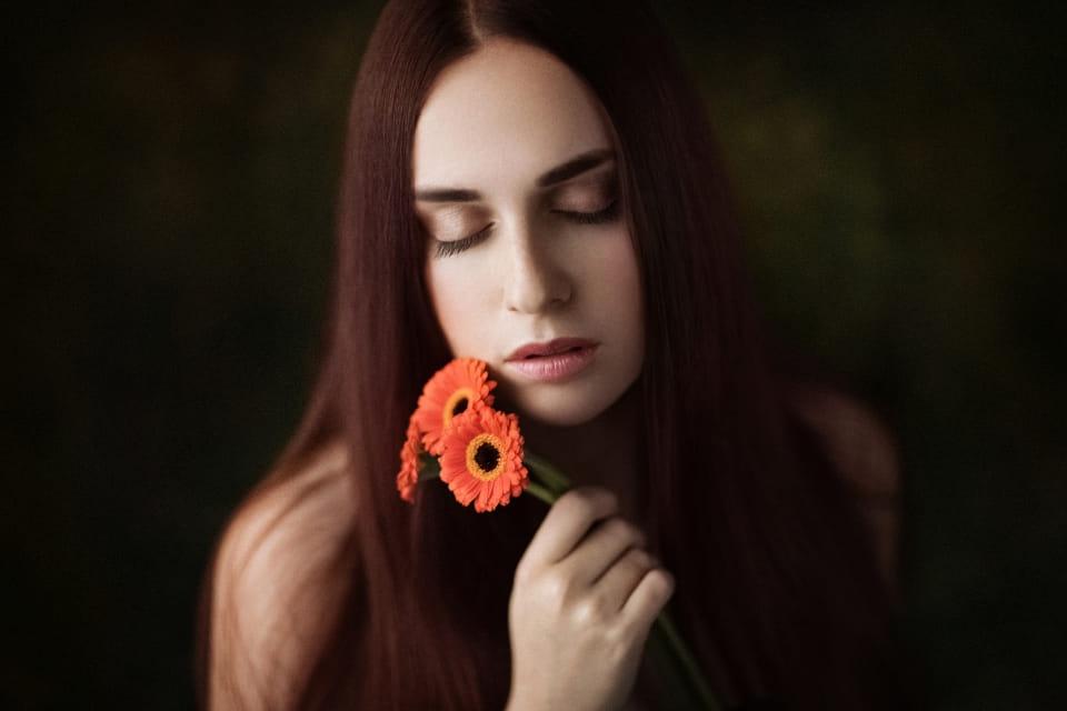 פולינה - ויקטוריה מנשירוב - סטודיו לצילום