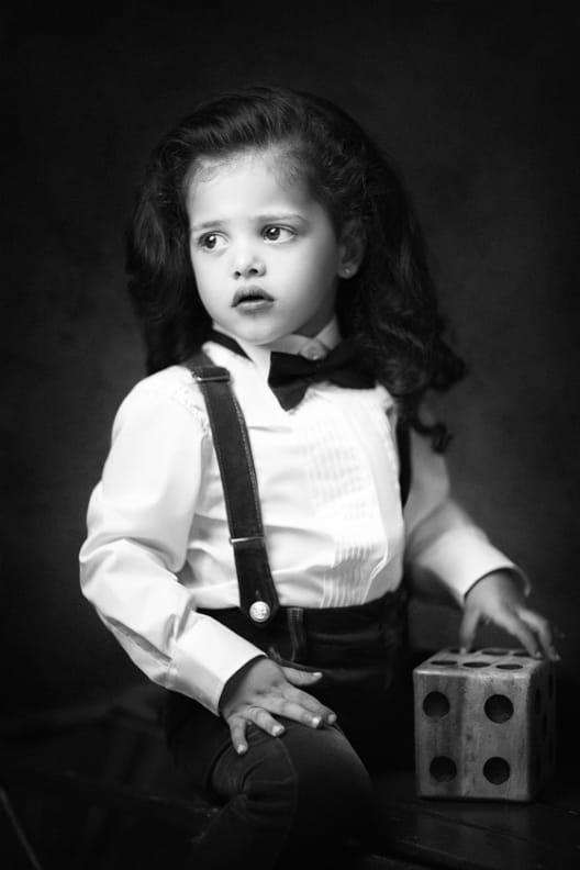 צילומי משפחה בסגנון רטרו - ויקטוריה מנשירוב - סטודיו לצילום