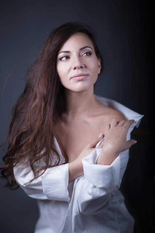 גלינה - ויקטוריה מנשירוב - סטודיו לצילום
