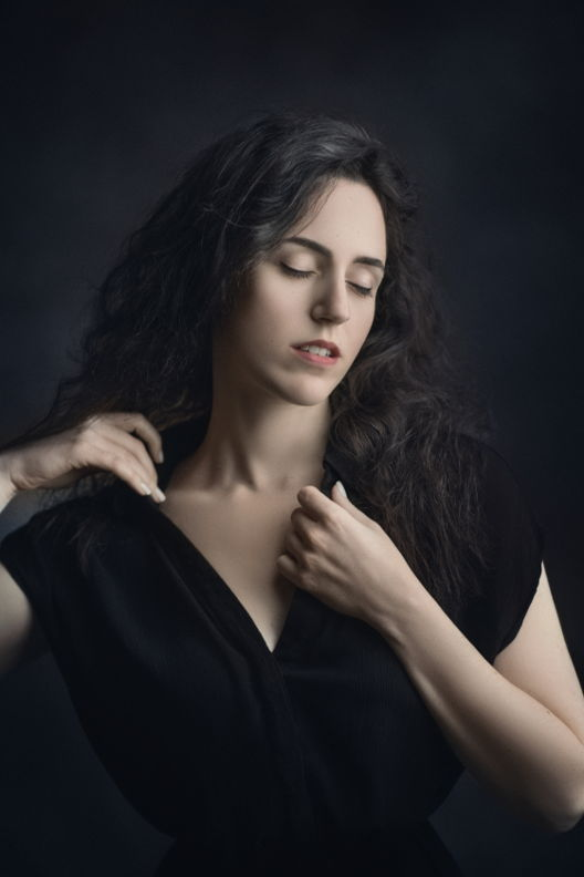 נטלי - ויקטוריה מנשירוב - סטודיו לצילום
