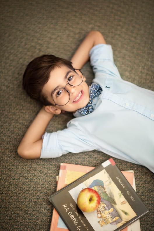 Roel – First Grade - Victoria Manashirov - Photoartist, Photography studio, Artistic photography