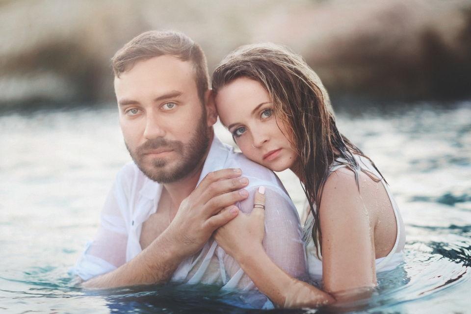 Jennya and Vladi - Victoria Manashirov - Photoartist, Photography studio, Artistic photography