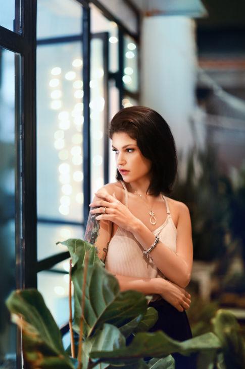 פאינה - ויקטוריה מנשירוב - סטודיו לצילום