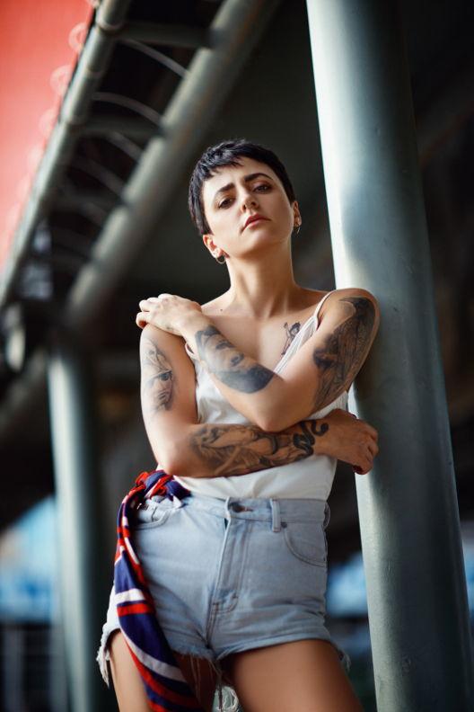 Ксения - Виктория Манаширов - Фотостудия, Фотостудия, Художественная фотография