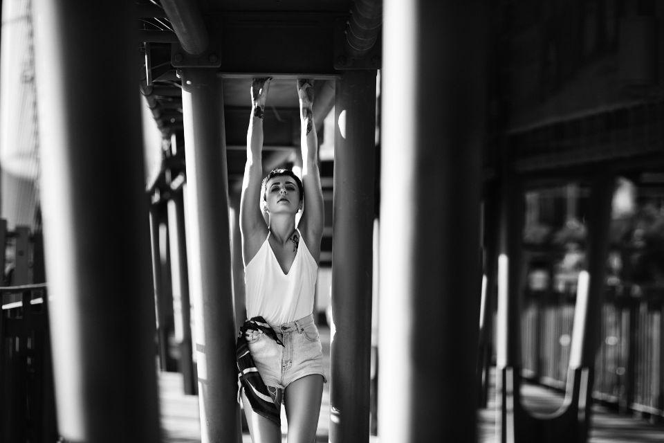קסניה - ויקטוריה מנשירוב - סטודיו לצילום