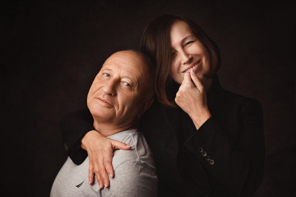 Alexsandr & Elena - Victoria Manashirov - Photoartist, Photography studio, Artistic photography