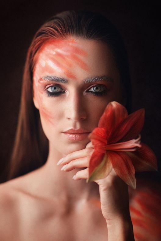 נטלין - ויקטוריה מנשירוב - סטודיו לצילום