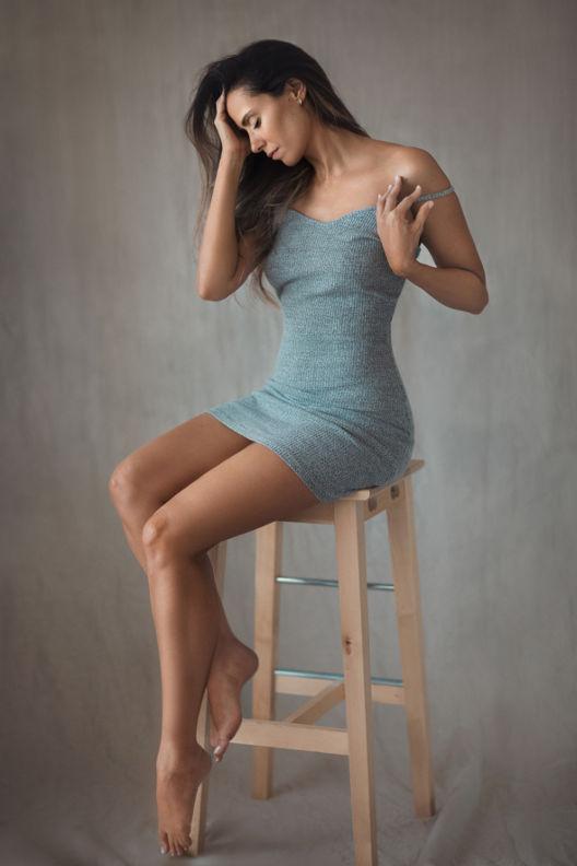 ויקטוריה מנשירוב - פוטותרפיה - חווית הצילום של דורית