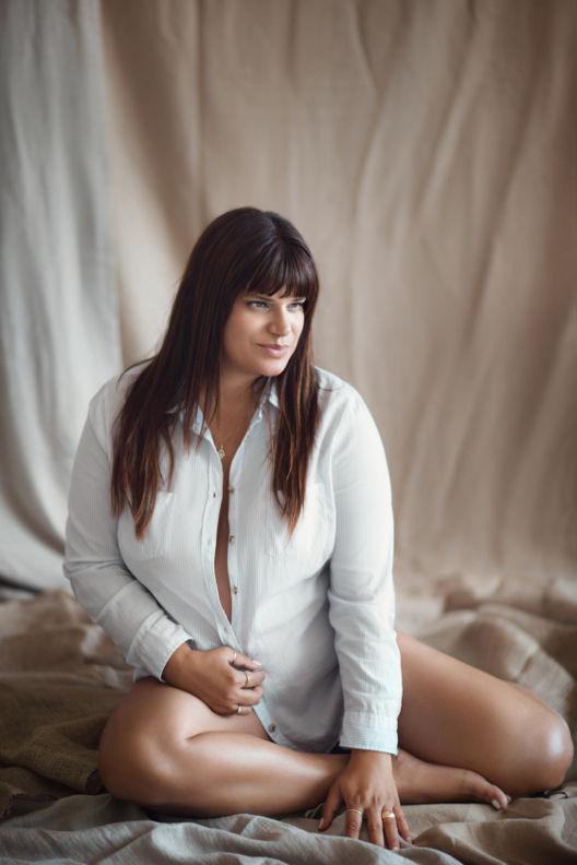 ויקטוריה מנשירוב - פוטותרפיה - חווית הצילום של סיגל