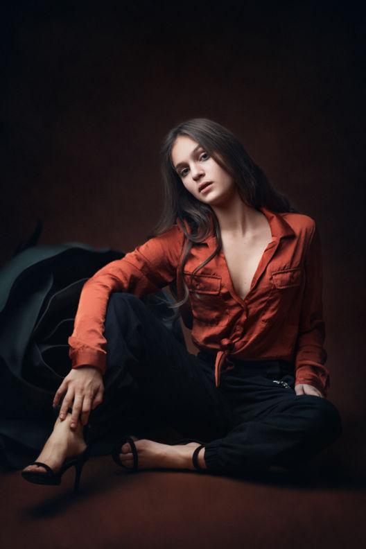 יובל - ויקטוריה מנשירוב - סטודיו לצילום