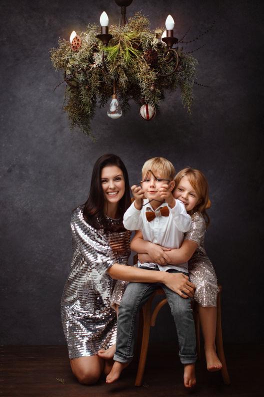 ויקטוריה, סופיה ודני - ויקטוריה מנשירוב - סטודיו לצילום