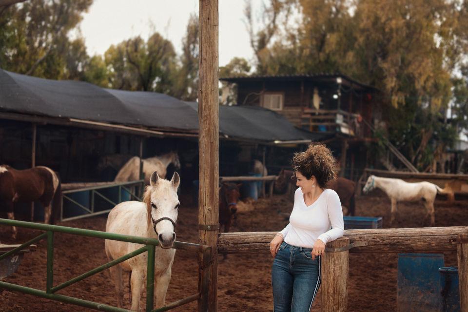 ויקטוריה מנשירוב - פוטותרפיה - חווית הצילום של לימור